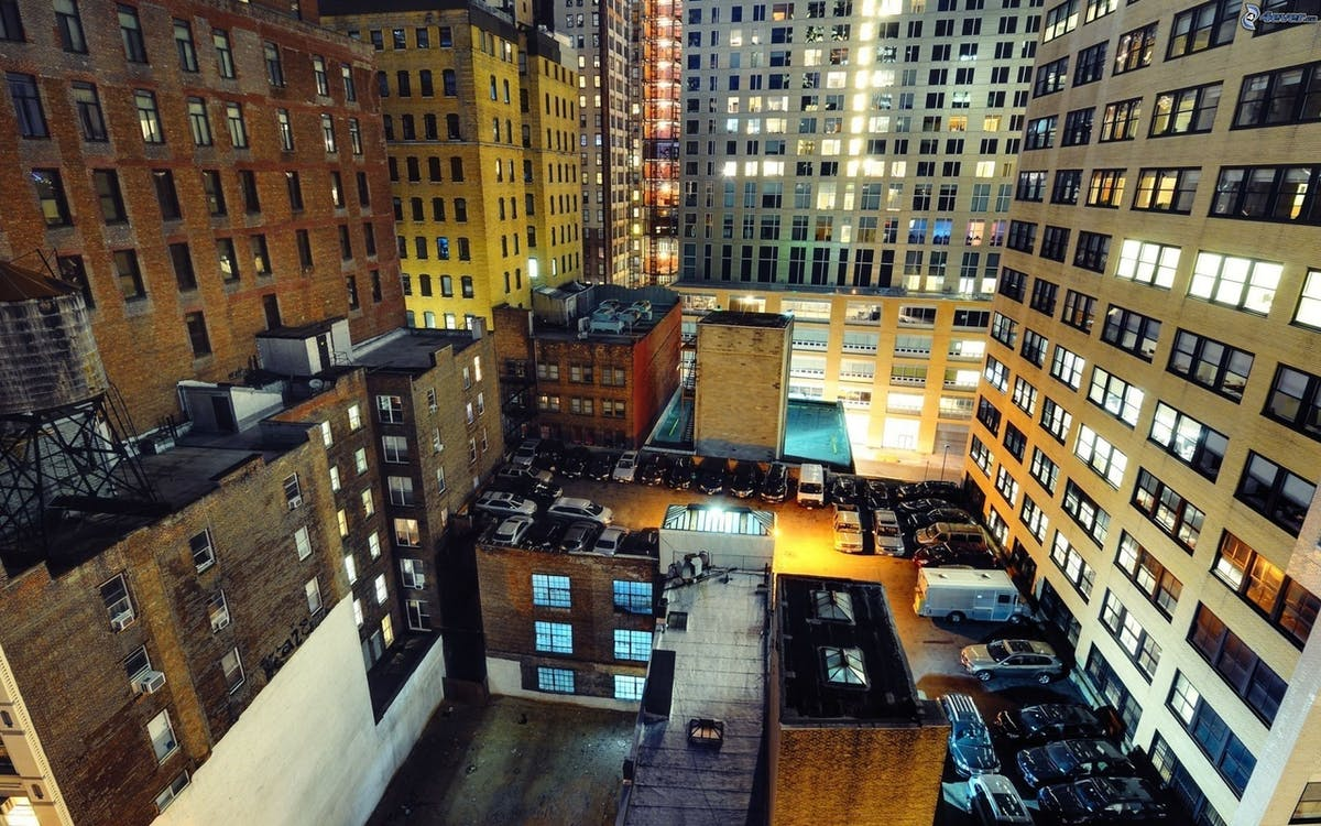 市景 的 免费素材图片