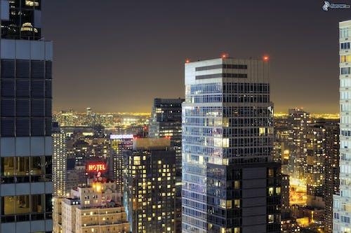Бесплатное стоковое фото с небоскребы