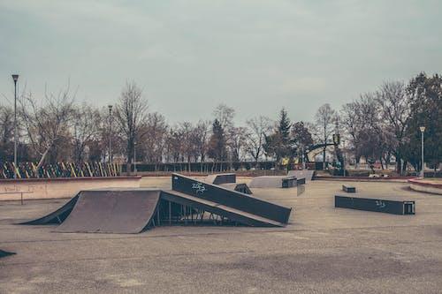 Free stock photo of bmx, central park, city park