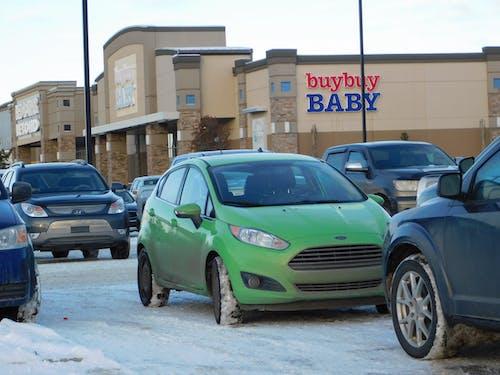 Gratis stockfoto met parkeerplaats