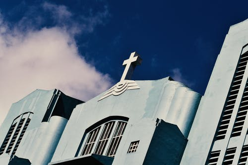 Free stock photo of building, church