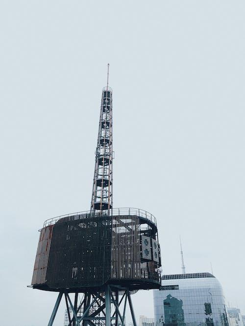 Kostnadsfri bild av byggnad, celltornet, förbindelse, företag