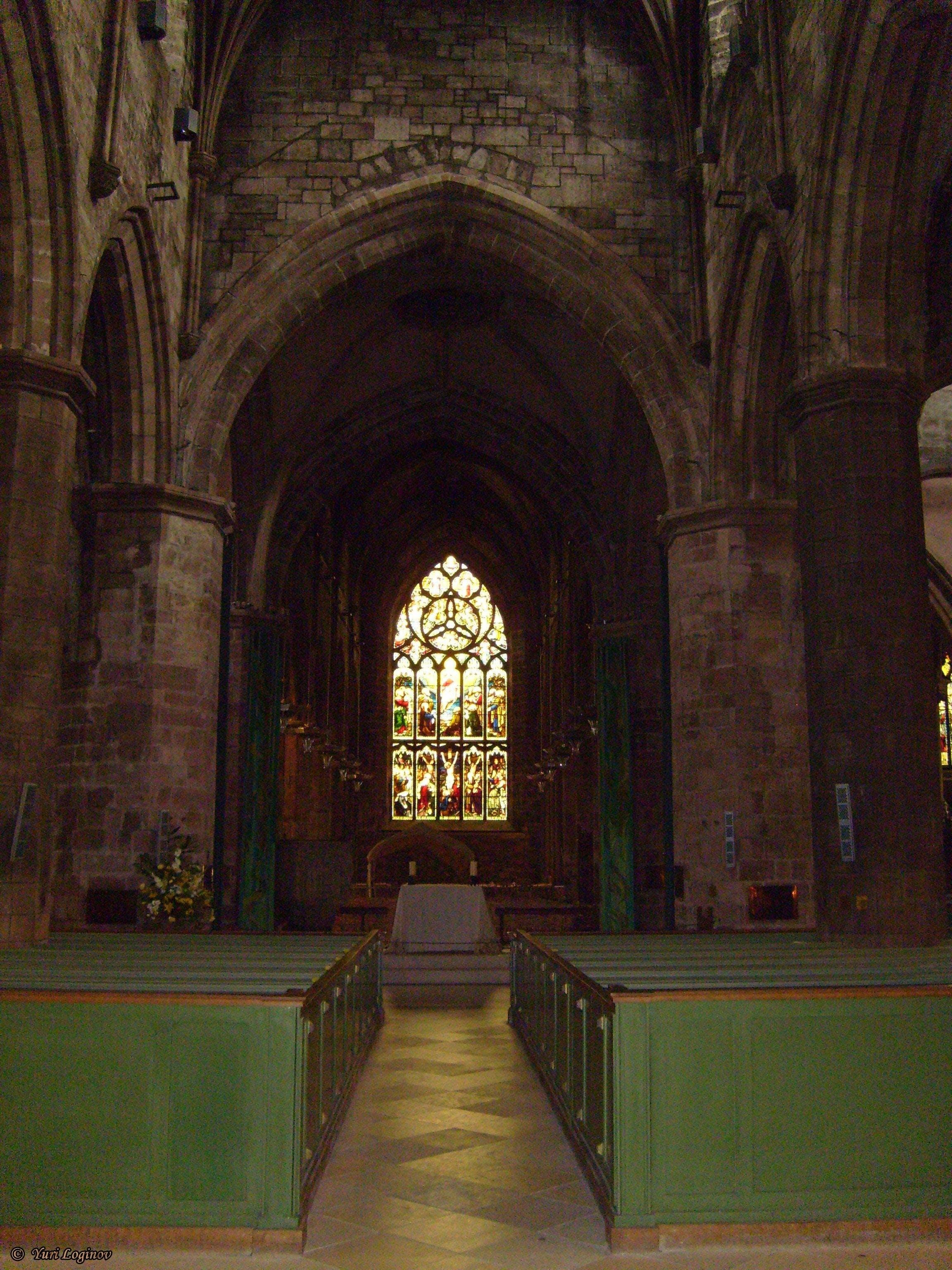 Free stock photo of scotland, edinburgh, united kingdom, Saint Giest's Cathedral
