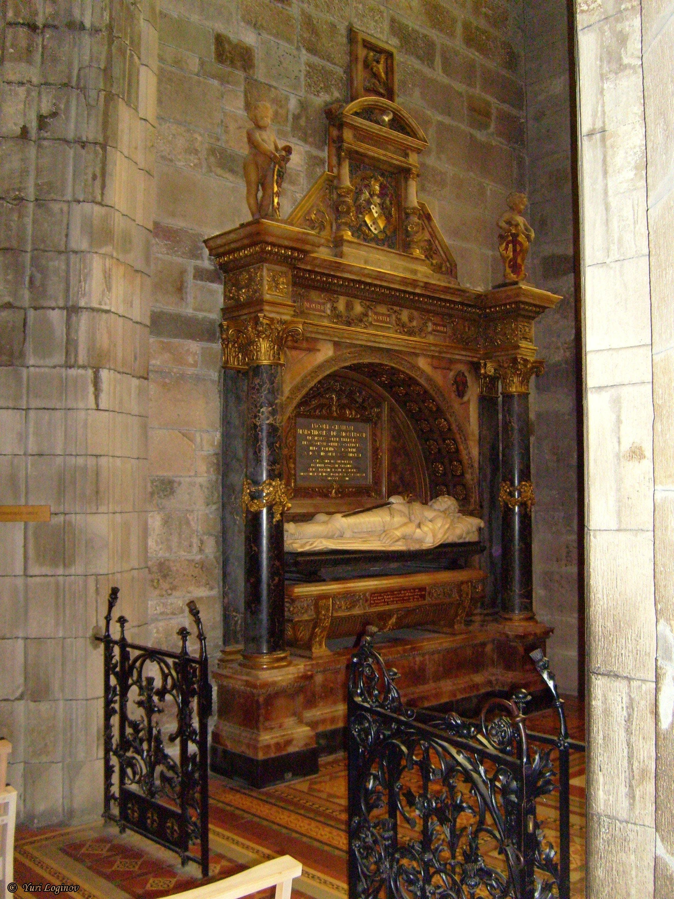 edinburgh, Saint Giest's Cathedral, scotland