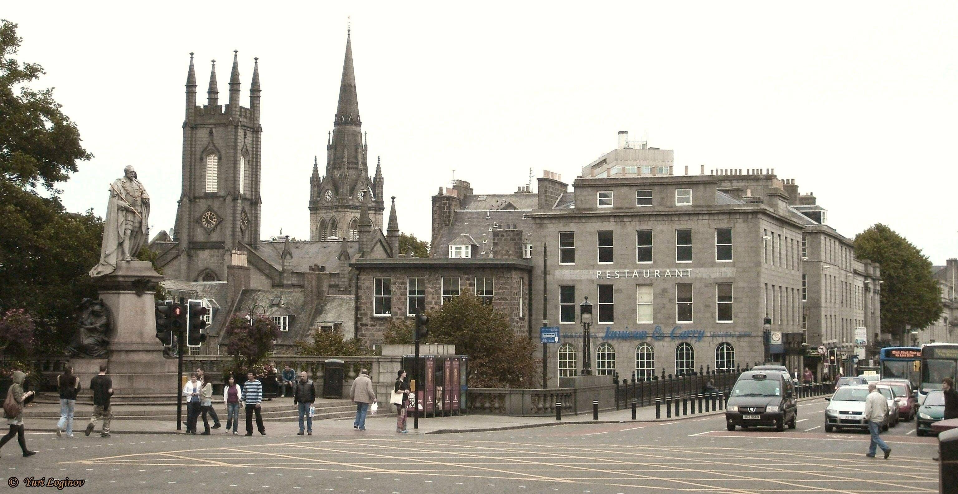 Free stock photo of scotland, united kingdom, Aberdeen