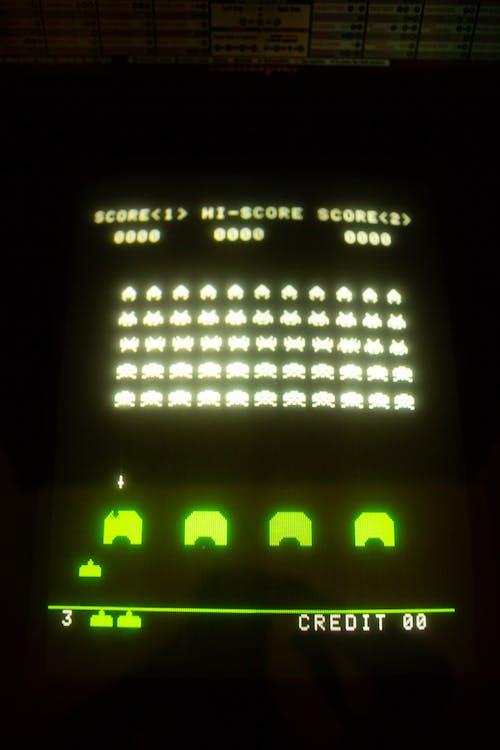 Pac-man Game Application Screengrab