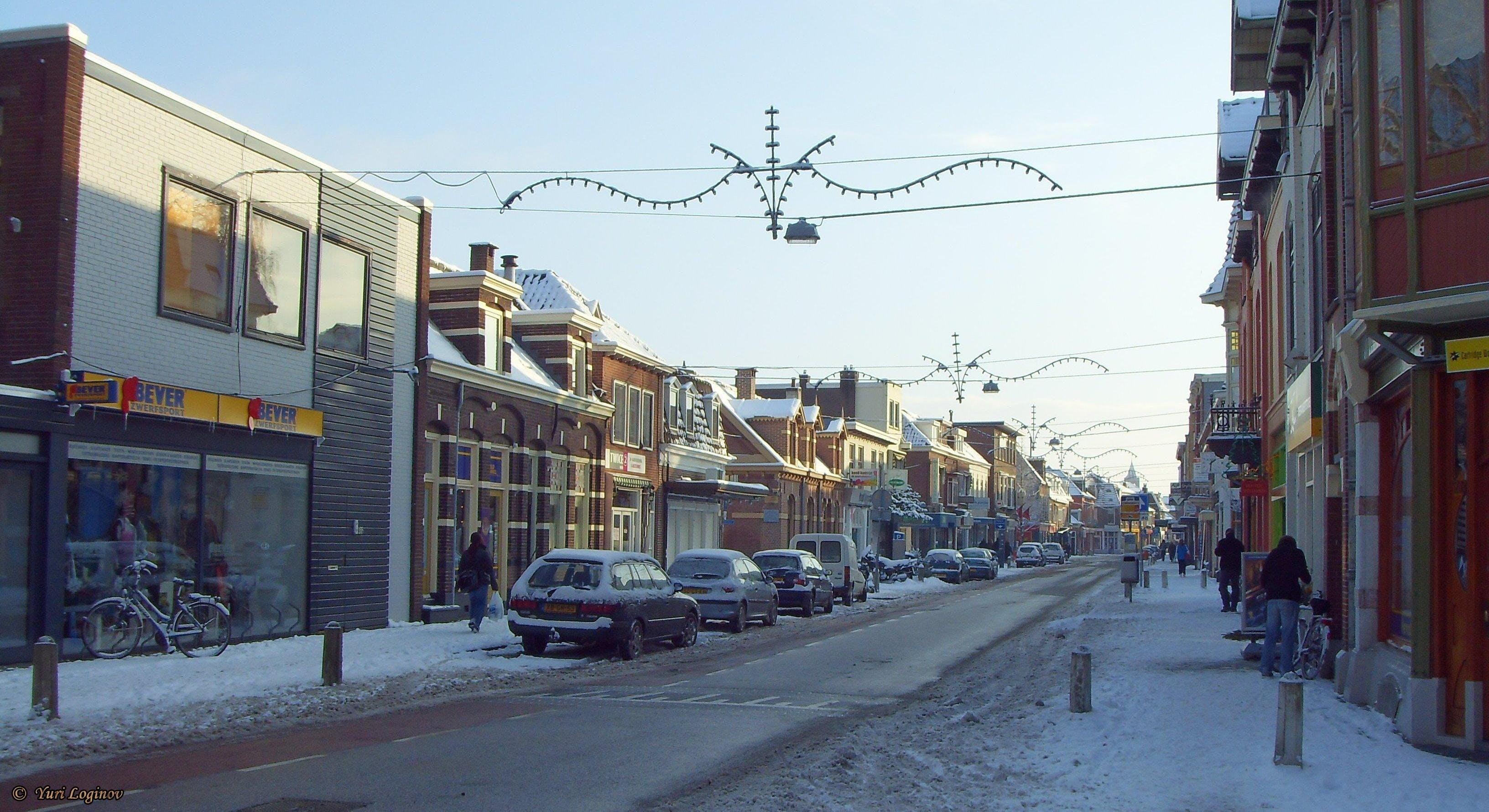Free stock photo of Assendorpestraat, Nederland, netherlands, zwolle
