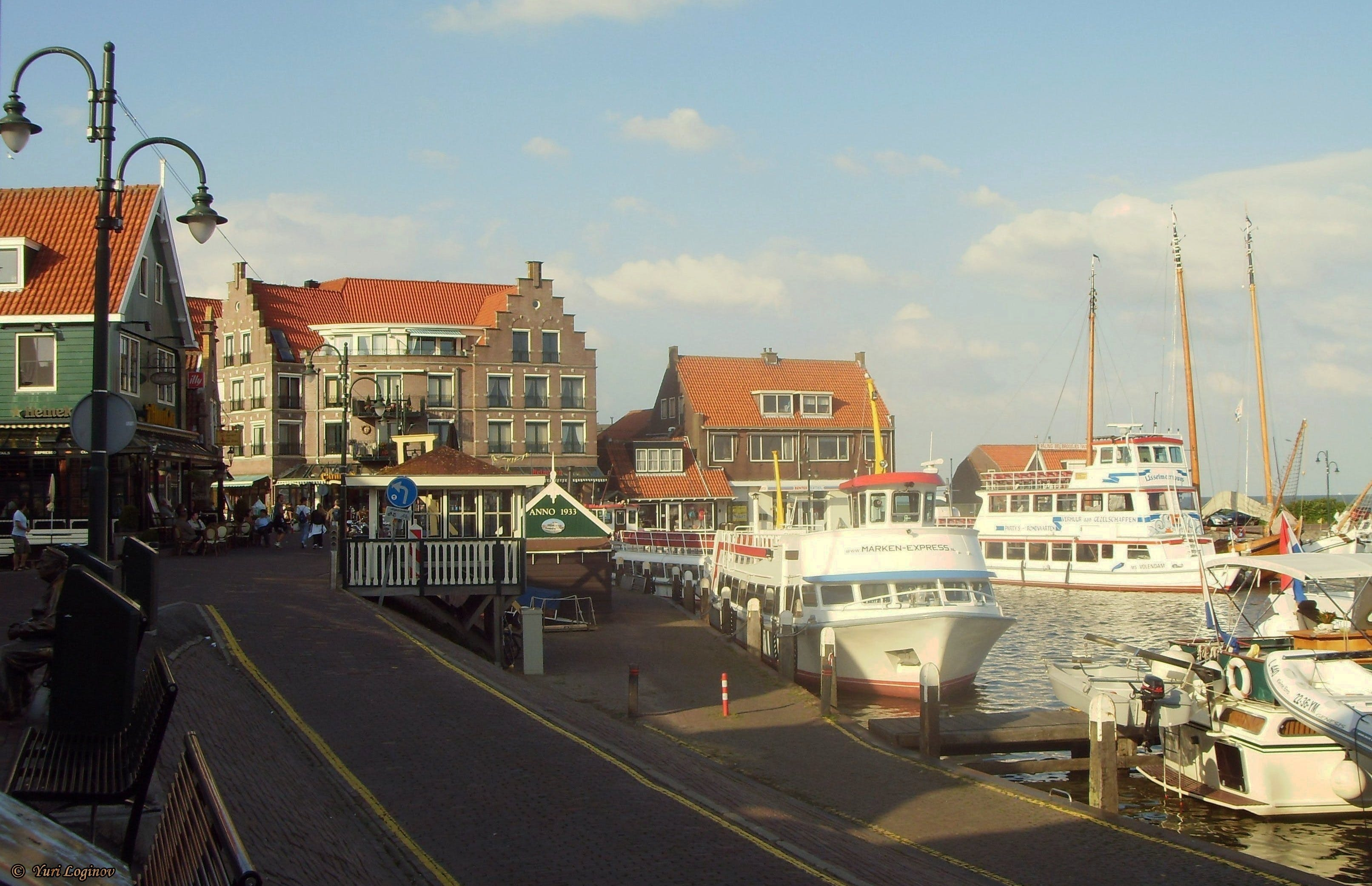 Free stock photo of netherlands, Nederland, Volendam