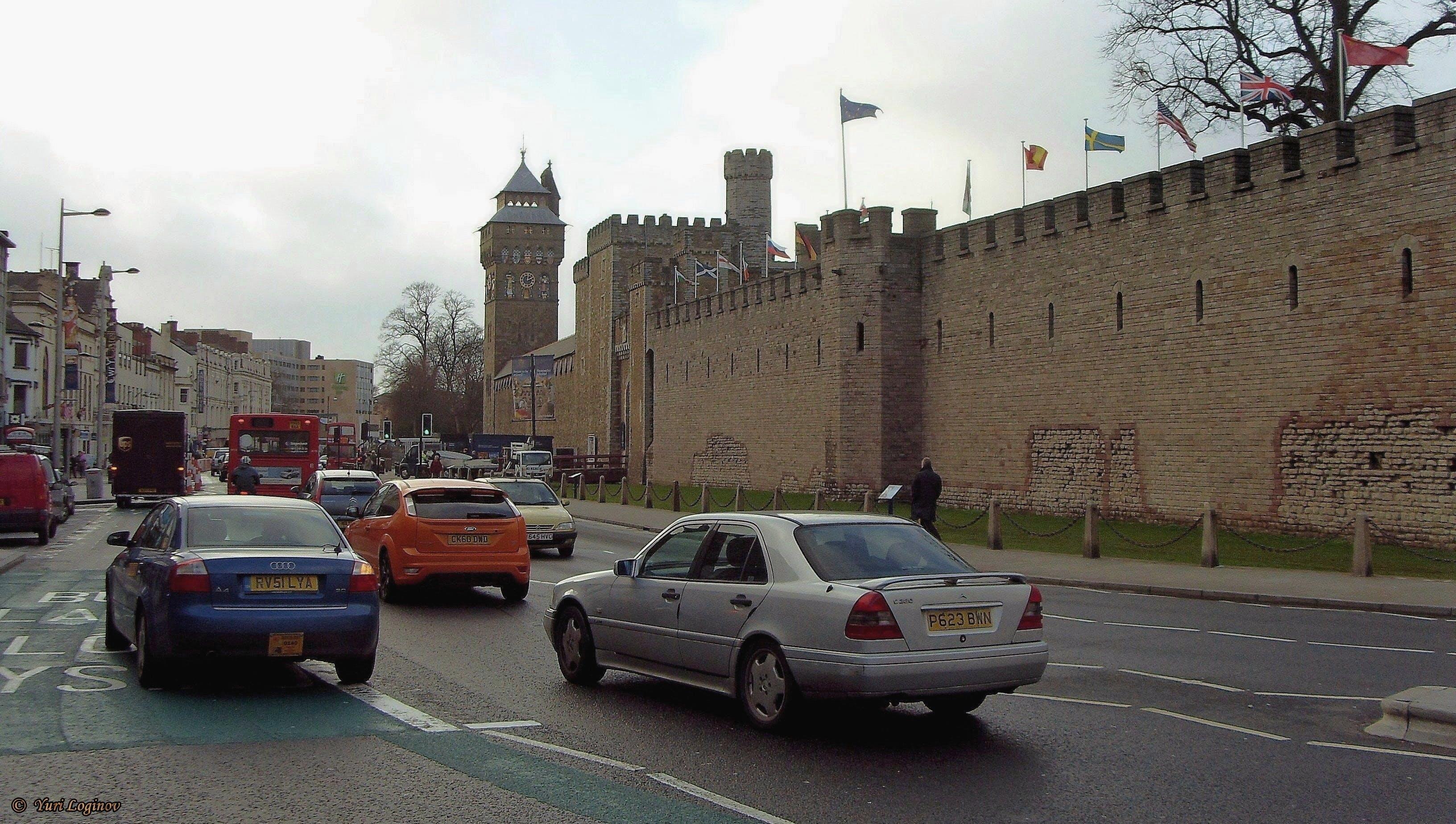 Free stock photo of Wales, united kingdom, cardiff, Cardiff Castle