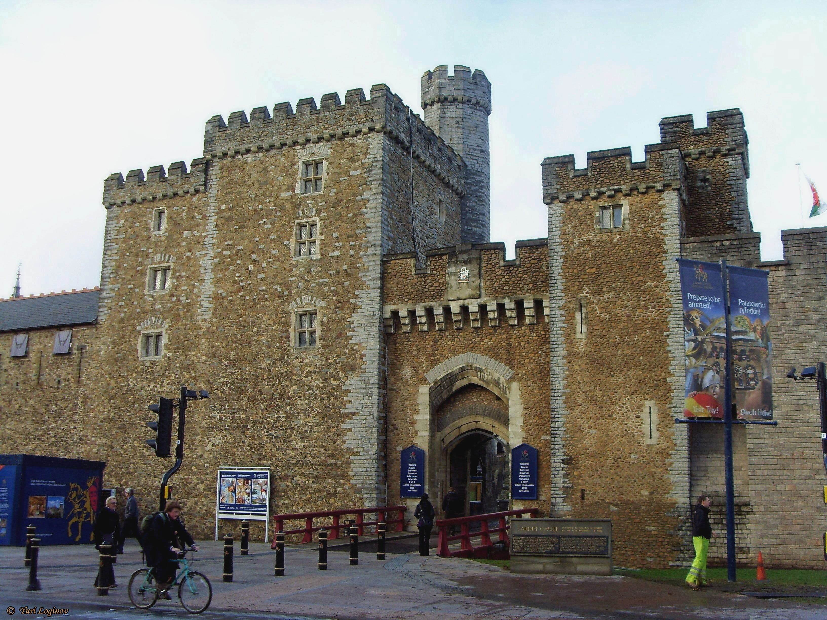 Free stock photo of Wales, united kingdom, cardiff, Cardiff Castle