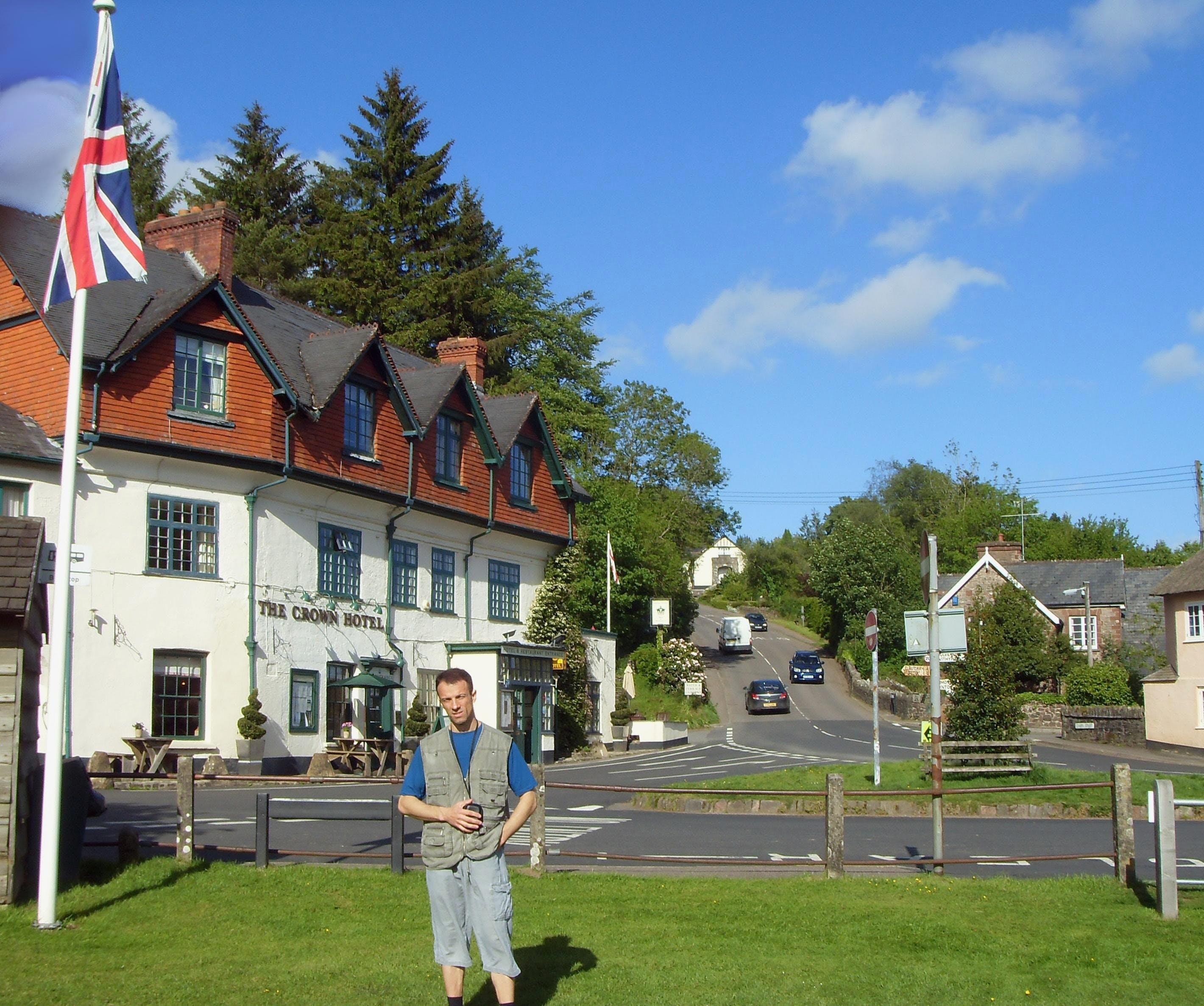 Free stock photo of england, united kingdom, The Crown Hotel Exmoor, Exford