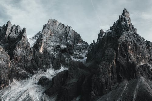 Základová fotografie zdarma na téma dolomity, geologické útvary, geologie, hory