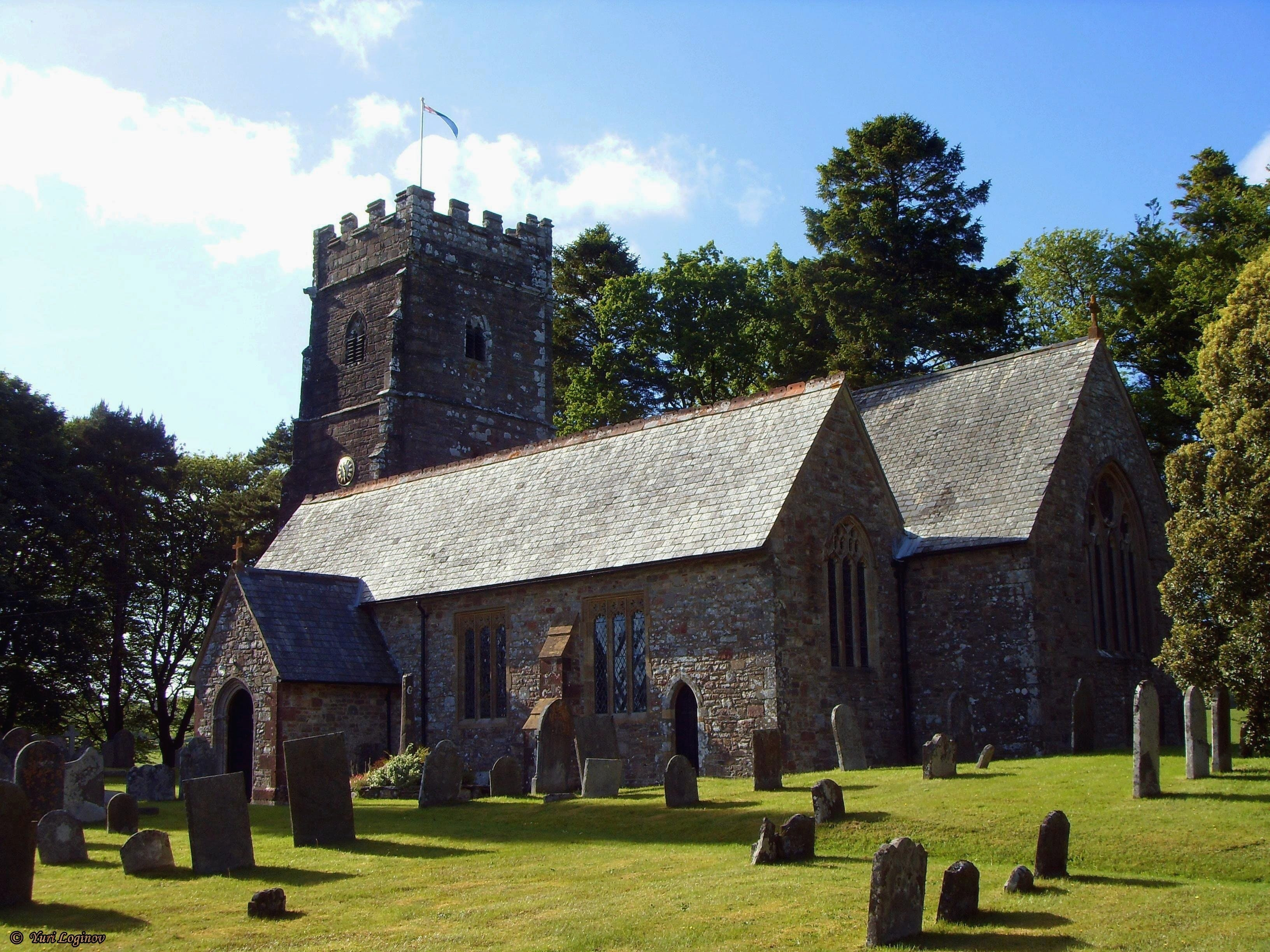 Free stock photo of england, united kingdom, Exford, Church of Saint Mary Magdalene