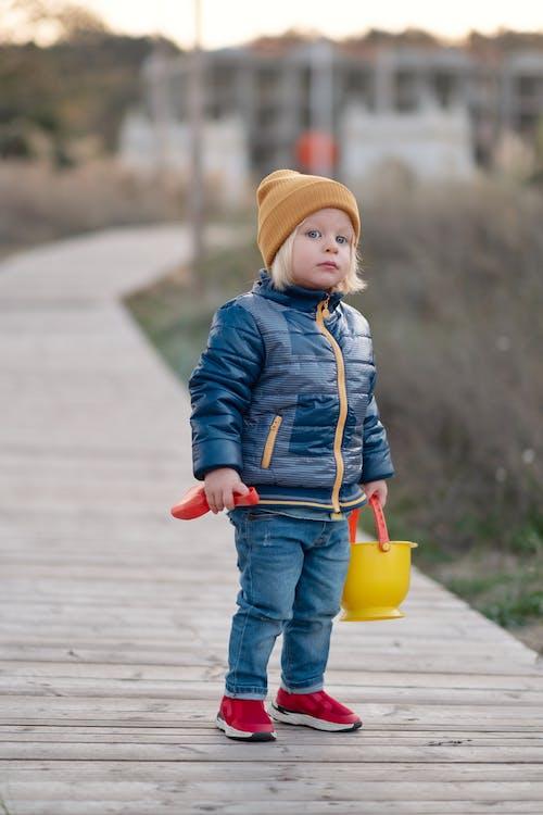 Fotos de stock gratuitas de adorable, al aire libre, chaval, infancia