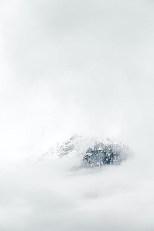 Photos gratuites de brouillard, brumeux, enneigé, espace extérieur