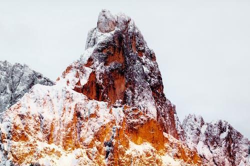 Darmowe zdjęcie z galerii z dzień, erozja, formacja geologiczna, formacje skalne