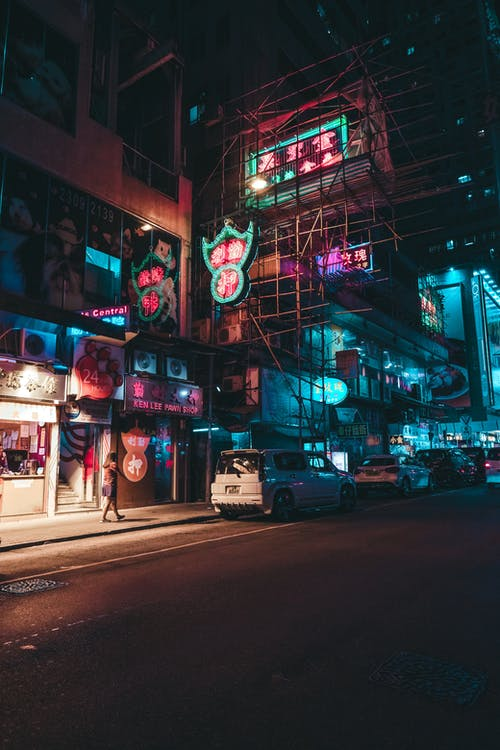 Free stock photo of asia, Asian architecture, asian cities, bladerunner