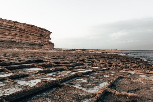 Landscape Near Body of Water