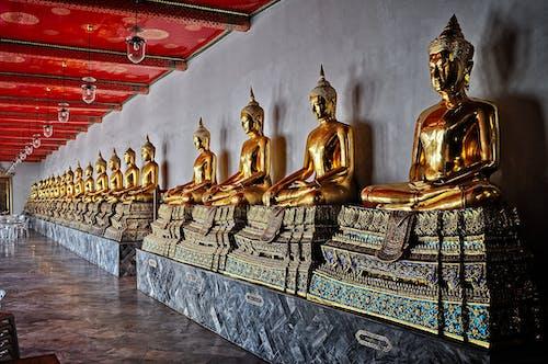 Free stock photo of bangkok, buddha, buddhist