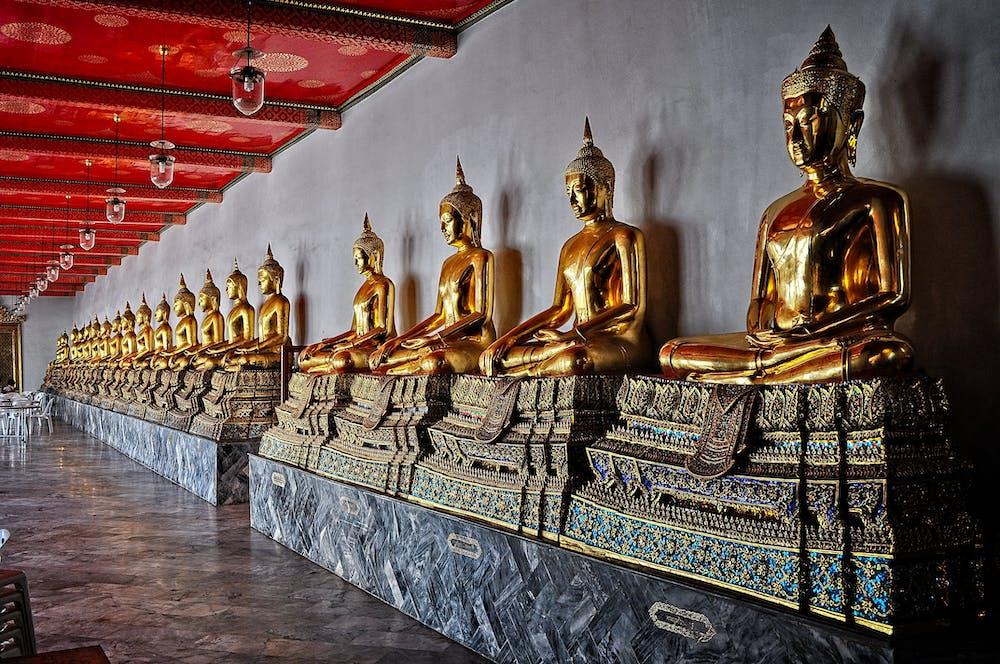 Бангкок будда картинки