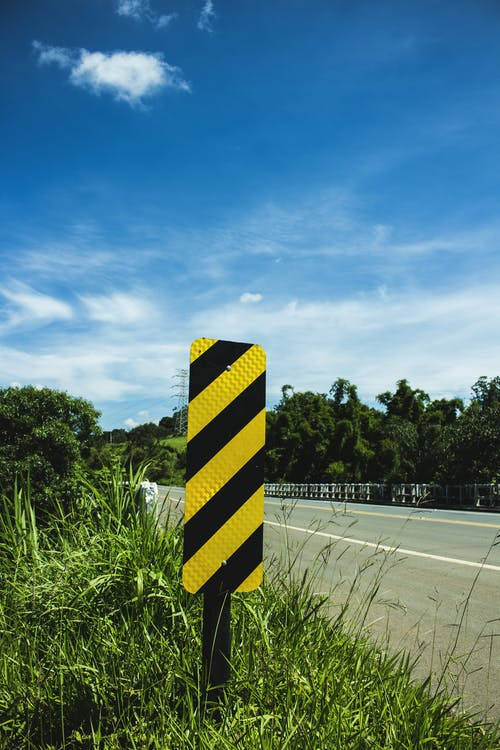 #estrada #carro #placa #indie #rodovias #sol#cã©u 的 免費圖庫相片
