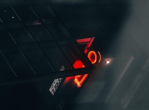 Free stock photo of city night, neon light