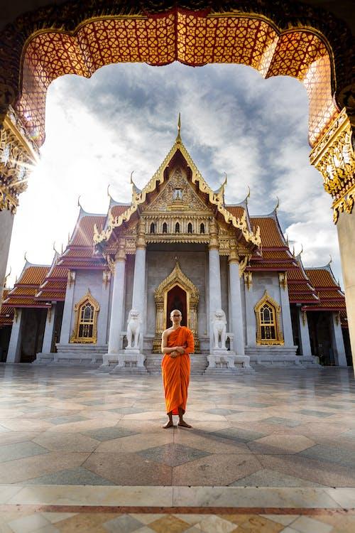 Fotos de stock gratuitas de arquitectura, Bangkok, edificio, espiritualidad
