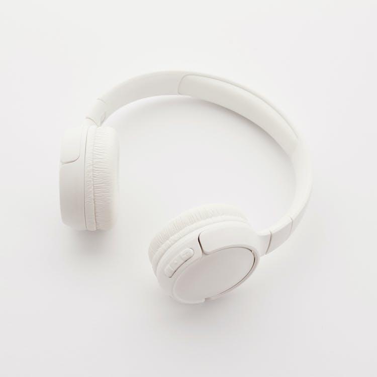 bezprzewodowy, biały, elektronika