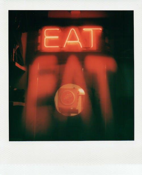 Δωρεάν στοκ φωτογραφιών με led, polaroid, vintage, διπλή έκθεση