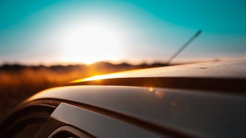 Free stock photo of 206, antenna, beach sunset, beautiful sky