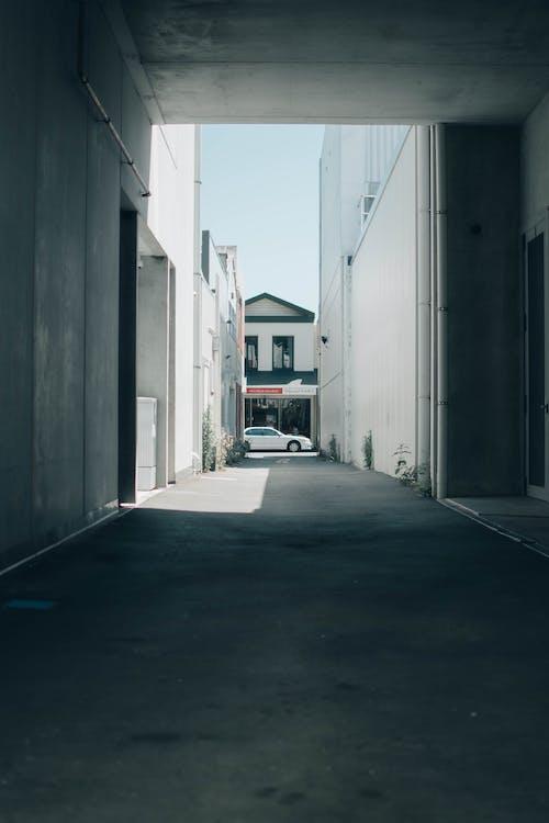 Immagine gratuita di abbandonato, architettura, bianco