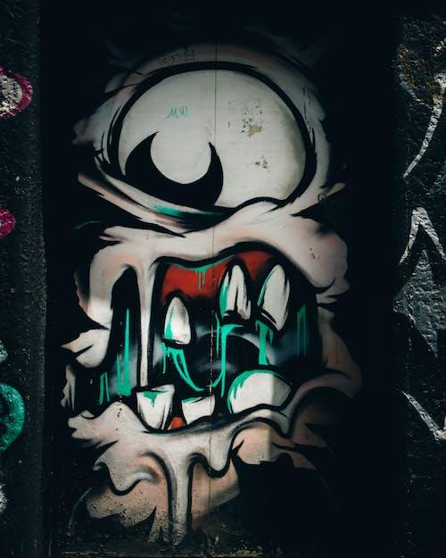 Immagine gratuita di arte, colorato, graffiti
