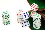 game, dice, gamble