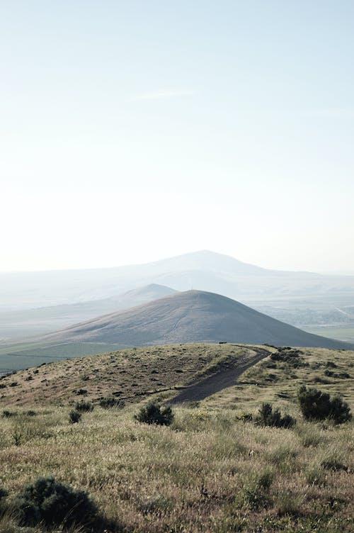 Immagine gratuita di avventura, campagna, campo, carreggiata