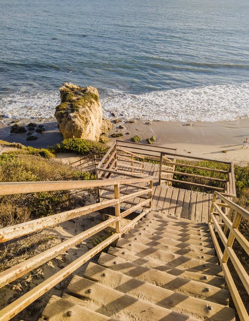 Free stock photo of beach, california, el matador