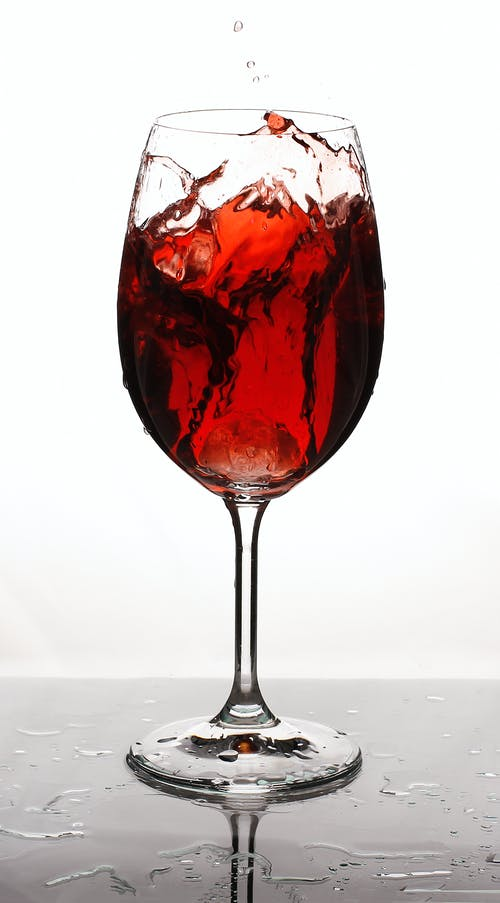 Free stock photo of drink, glass, red, red wine