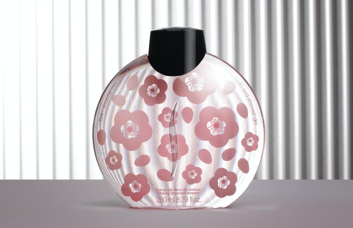 botol, Desain, keharuman