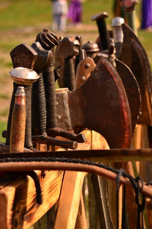 Kostnadsfri bild av armborst, järn, medeltida, rosett