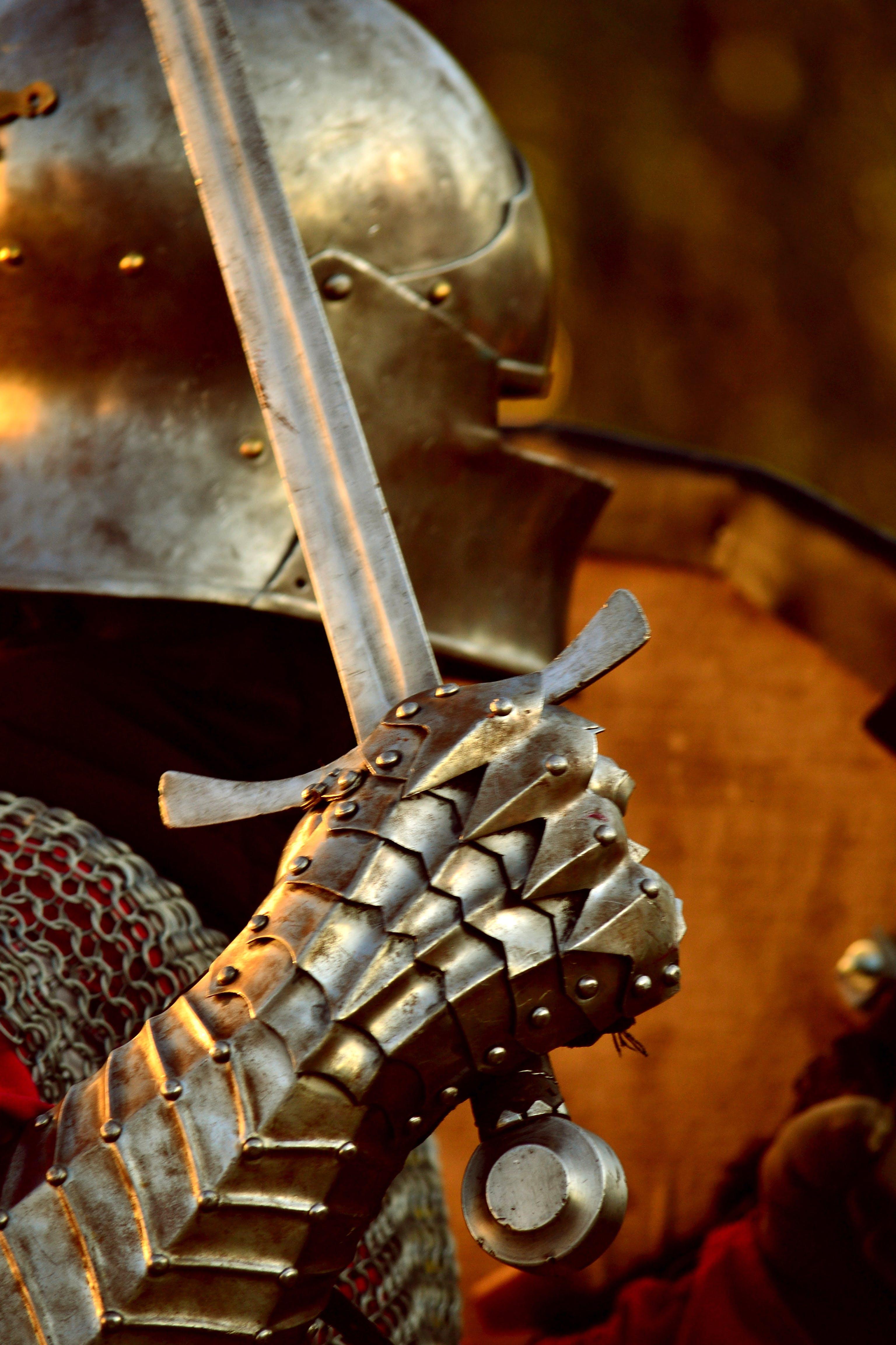 Gratis stockfoto met antiek, bescherming, close-up, gereedschap