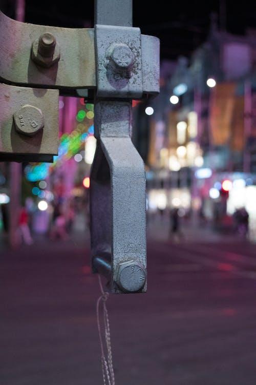 Free stock photo of bright lights, city, heavy industry