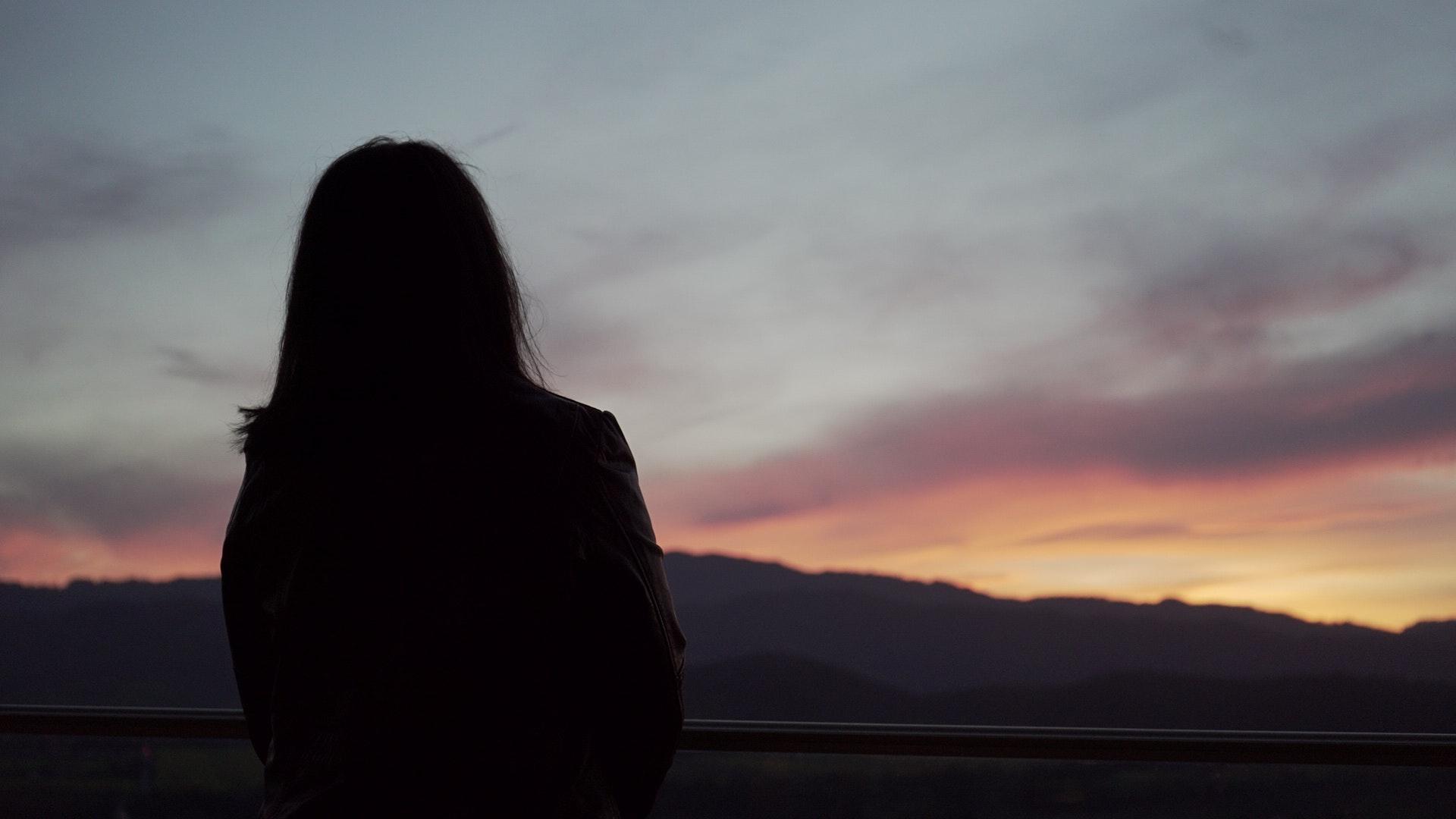 ba836b04ef Foto de stock gratuita sobre mujer, puesta de sol