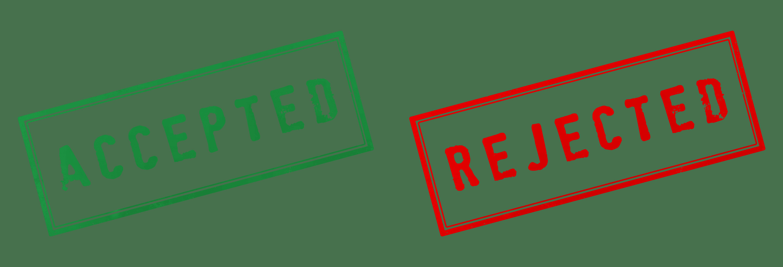 Gratis arkivbilde med avbrutt, avslå, avtrykk, avvise