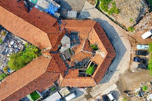 Ảnh lưu trữ miễn phí về cảnh quay drone, chụp ảnh bằng máy bay không người lái, kết cấu, kiến trúc