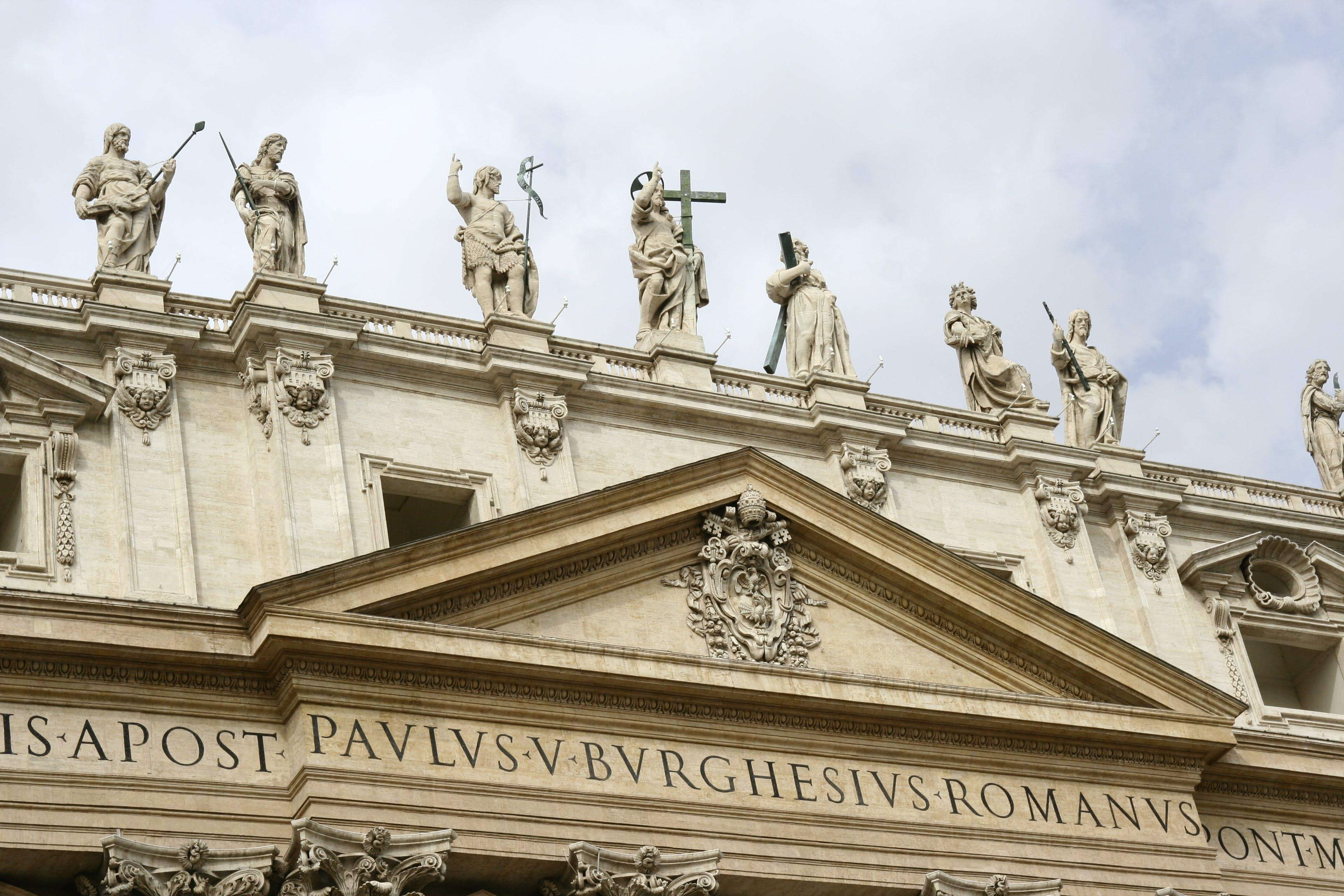 Kostenloses Stock Foto zu alt, architektur, aufnahme von unten, barock