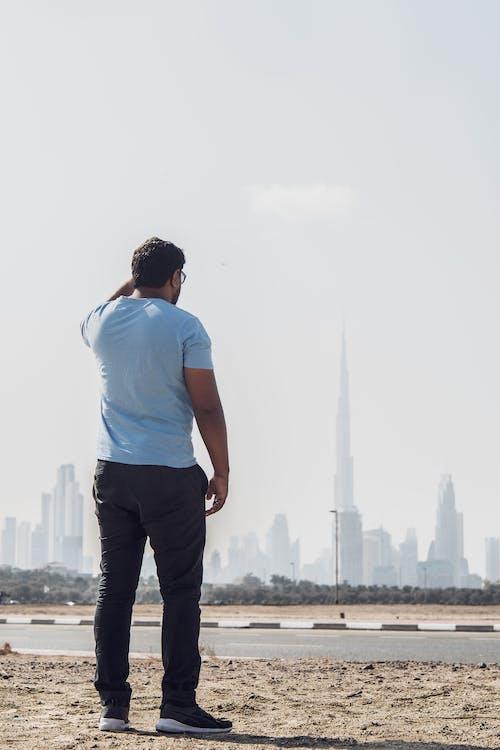 Free stock photo of architect, boy, burj khalifa