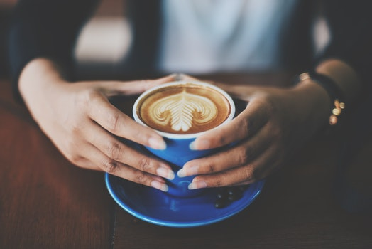 Free stock photo of food, person, hands, caffeine