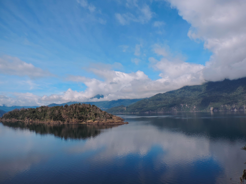 Kostenloses Stock Foto zu bäume, berg, himmel, landschaft