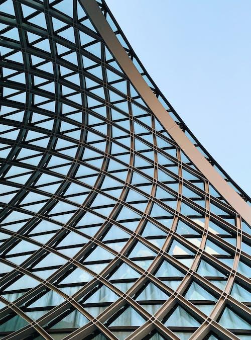คลังภาพถ่ายฟรี ของ การก่อสร้าง, การออกแบบสถาปัตยกรรม, การแสดงออก, ทันสมัย