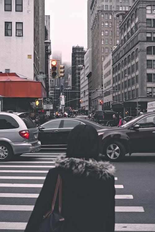 交通, 交通系統, 人, 城市 的 免費圖庫相片