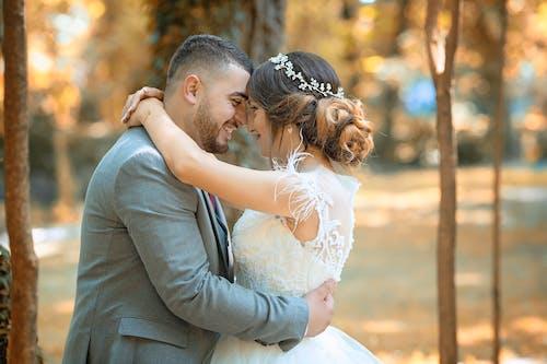 Gratis arkivbilde med bhfyp, brud, brudgom, bryllup